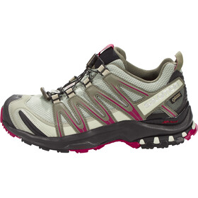 Salomon XA Pro 3D GTX Chaussures running Femme, shadow/black/sangria